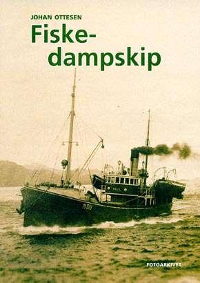 Fiskedampskip - omslag