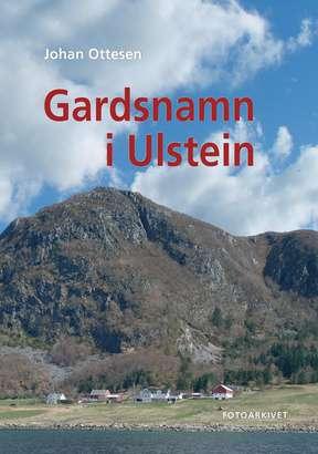 Gardsnamn i Ulstein - omslag