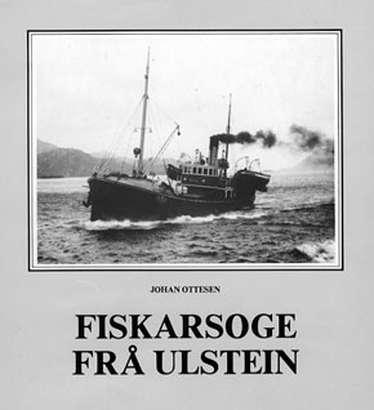 Fiskarsoge frå Ulstein - omslag