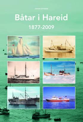 Båtar i Hareid - omslag