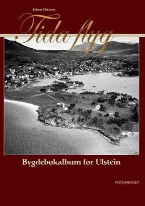 Tida flyg - Bygdebokalbum for Ulstein - omslag