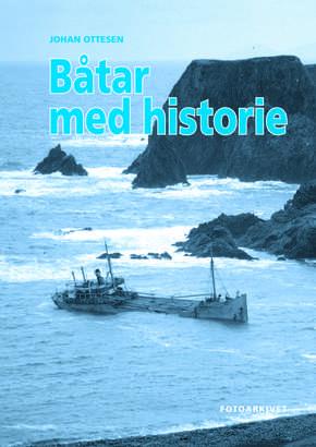 Båtar med historie - omslag