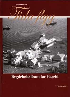 Tida flyg - Bygdebokalbum for Hareid - omslag